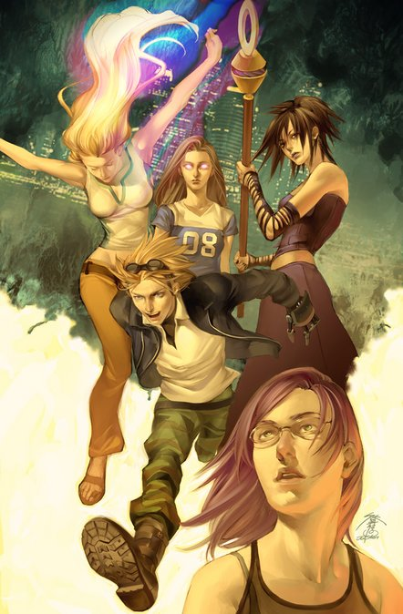 Comic book cosplays? Runaways_main
